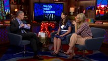 Kate Hudson Gets Flustered Addressing Nick Jonas Dating Rumors On WWHL