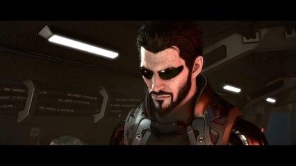 Deus Ex Mankind Divided : Adam Jensen 2.0 VOSTFR HD