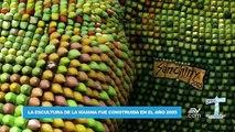 Guayaquil y la expresión del arte en sus grandes esculturas