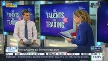 Les Talents du Trading, saison 4: Comment ont réagi les candidats face aux annonces de Mario Draghi? – 22/10