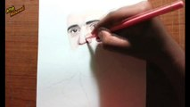 Drawing NIVIN PAULY!!! using Colored pencils (Prismacolor and Polychromos)