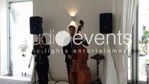 Studio Events @ villa Scalera - Duo contrabbasso e voce live DEMO I