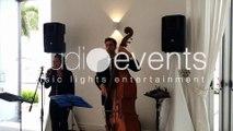 Studio Events @ villa Scalera - Duo contrabbasso e voce live DEMO III