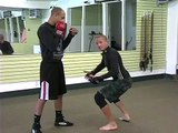 Mixed Martial Arts & Cage Fighting Basics : How to Takedown in Mixed Martial Arts