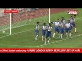 PKNS FC  Kalahkan JDT