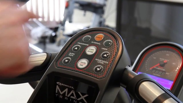 Introduction to the Bowflex Max Trainer®