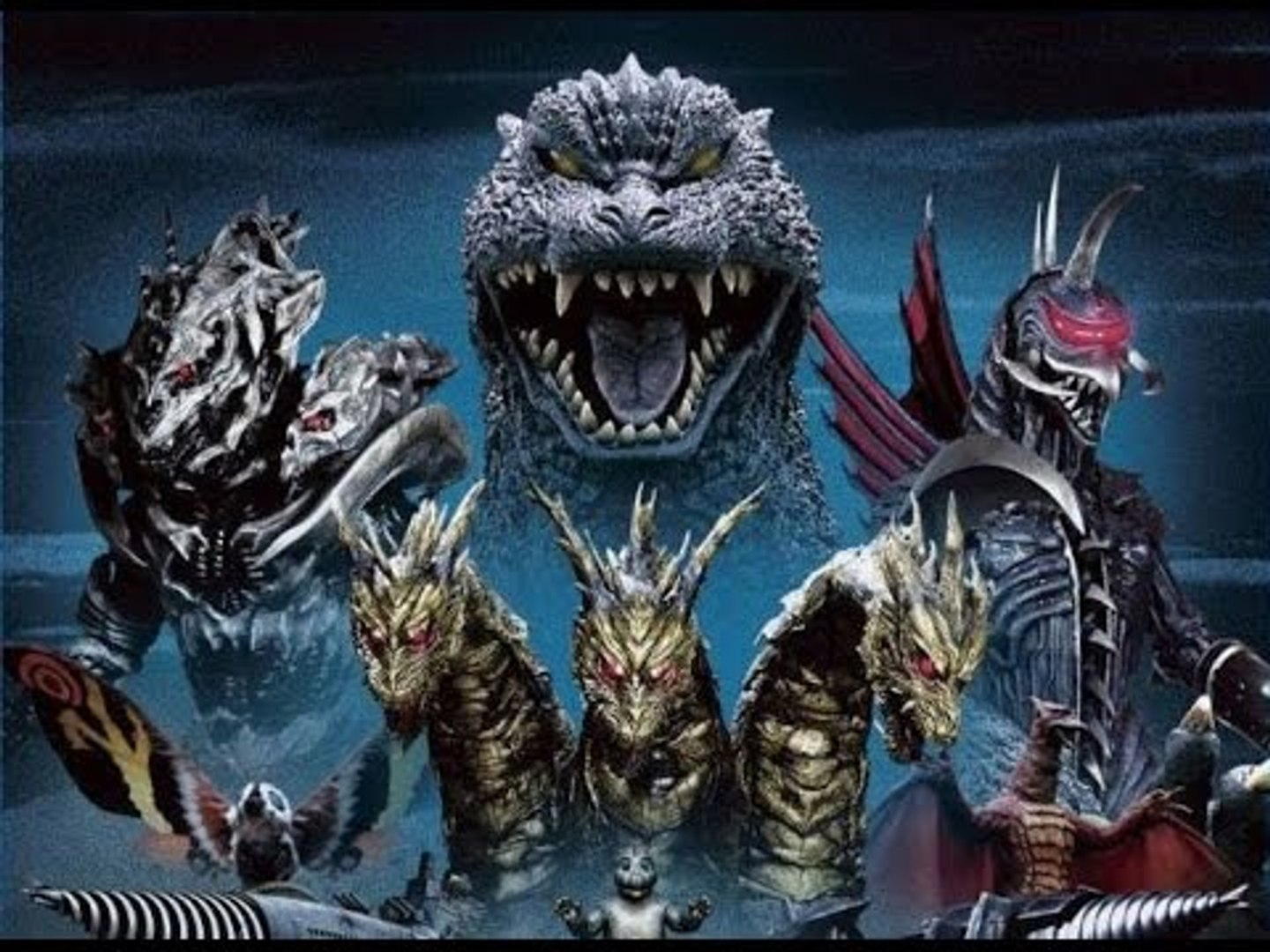 Godzilla Final Wars 2004 Vídeo Dailymotion
