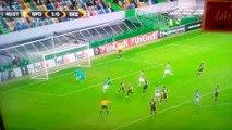 Sporting Lisboa vs Skenderbeu 2-0 montero