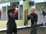 Mixed Martial Arts & Cage Fighting Basics : How to Defend a Punch in Mixed Martial Arts