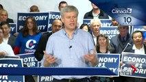 NDP, Conservatives release final platforms
