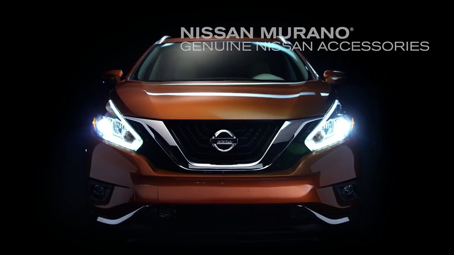 Nissan Murano Accessories Utility Dailymotion Video