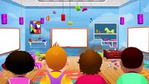 Color Songs 2015 - The Red Color Song - Learn Colours - Preschool Colors Nursery Rhymes -