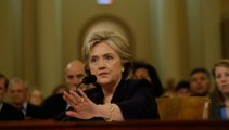 Here's how Hillary Clinton did at the Benghazi hearing