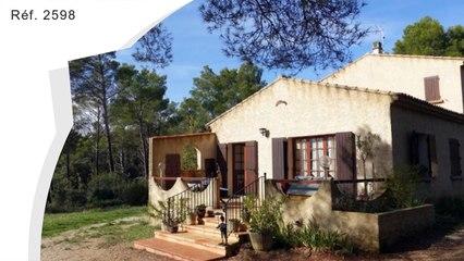 A vendre - villa - Lauris (84360) - 7 pièces - 125m²