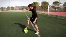 Sean Garnier Inverse Triangle Panna Football Skills Street Soccer & Foot Ball Tricks Groun