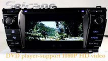 MirrorLink sur Toyota Touch 2 - video dailymotion