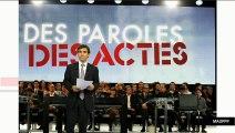"""""""Marine Le Pen refuse de participer à l'émission """"Des paroles et des actes"""""""" (L'Edito Politique)"""