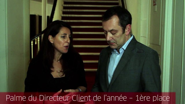5. Palme du Directeur Client de l'année - Valérie Darmaillacq, Voyages-sncf.com