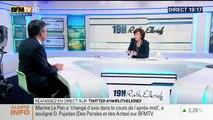 François Fillon invité de Ruth Elkrief