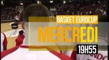 Bande Annonce Sluc Nancy : Saragosse EuroCup