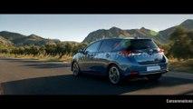 Pub de la Toyota auris 2015 tournée dans les alpilles entre saint remy et les baux de Provence