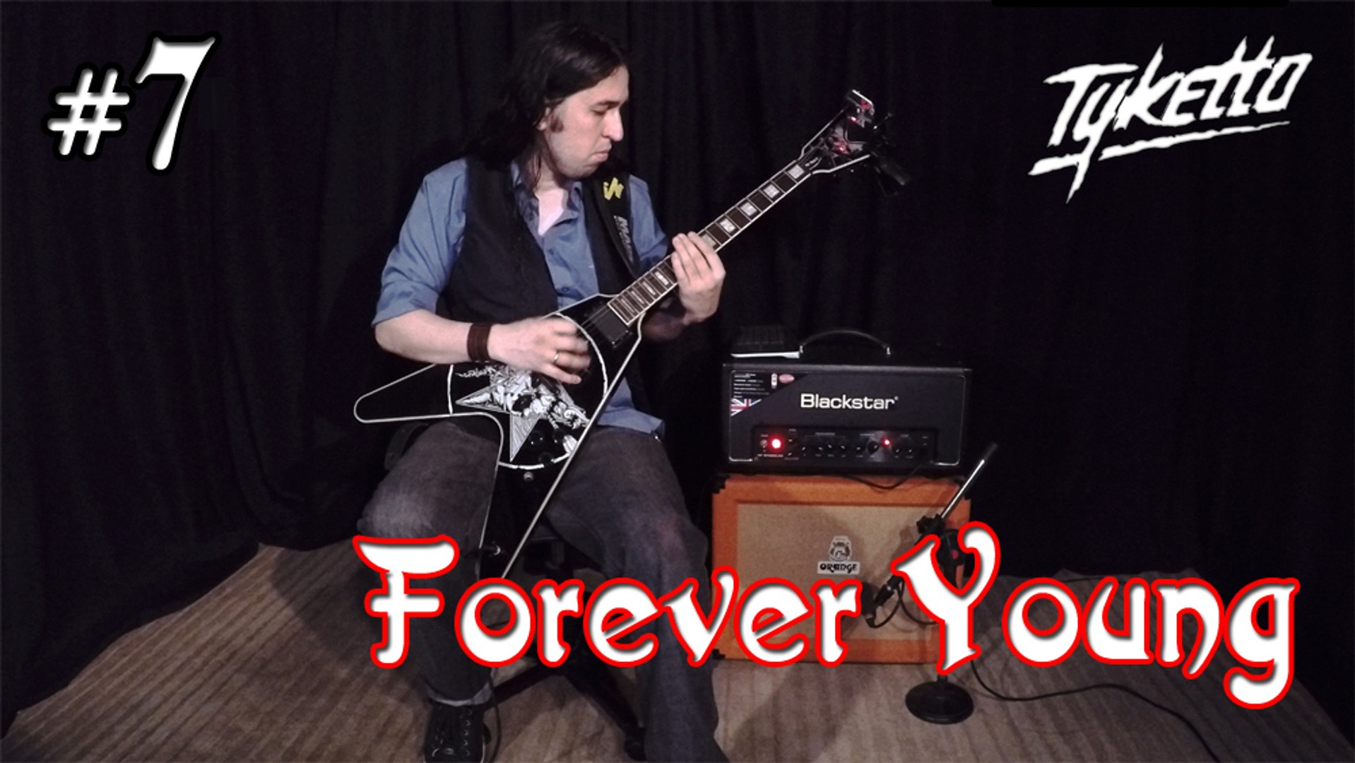 Tyketto - Forever Young (cover) - by: Paulo Alves