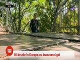 Actorul Andrei Runcanu, 55 de zile în Europa cu buzunarul gol. Este omenia mai presus de puterea banului. Ne mai putem baza pe încrederea și ajutorul celor din jur la nevoie. Sistemul ăsta ne face sclavi.