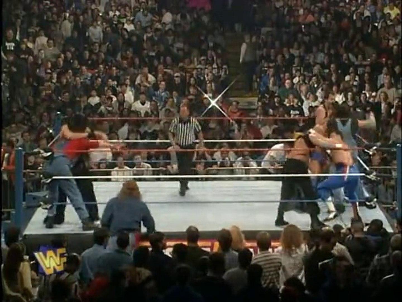 """Resultado de imagen de The Headbangers wrestlemania 13"""""""
