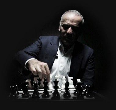 Kasparov-Joue