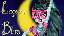 Vampire Black Carpet Lagoona Blue Monster High dress up game full episode no 2 HD