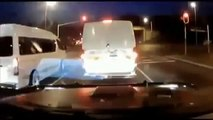 Horrible fatal car accidents fatalities automobiles dash cam Crashes Compilation 2015 18+