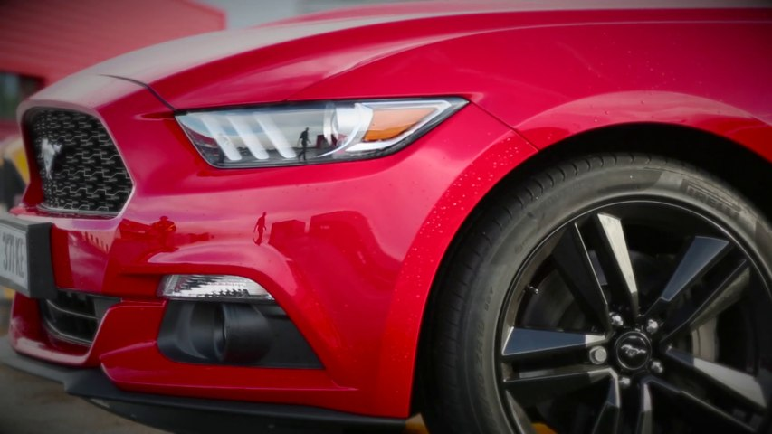 Ford Performance Day - gamme sportive Ford 2015