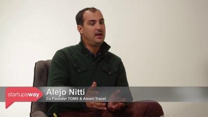 Alejo Nitti Resumen en Startups Way!