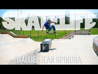 Wallie | TUTORIAL #SKATELIFE | Jean Spinosa