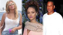 Rihanna Fling Rumors Split Up Beyonce and Jay Z For a Year?