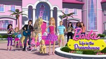 Barbie Life in the Dreamhouse Cringing in the Rain [Episode 5] [Season 4]