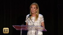 Kathie Lee Gifford, Cody and Cassidy Gifford Tear Up Speaking About Frank at Hall of Fame