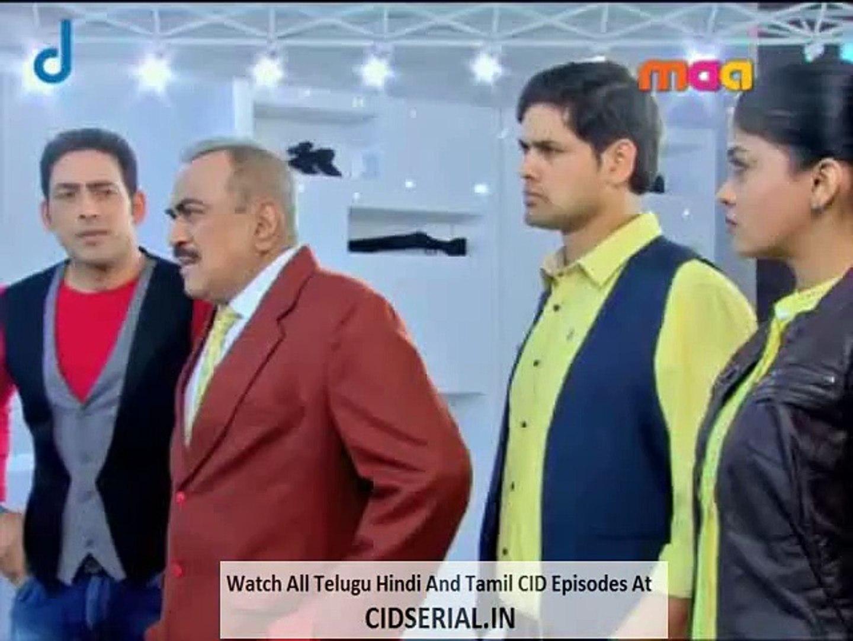 CID (Telugu) Episode 994 (22nd - October - 2015) - 2