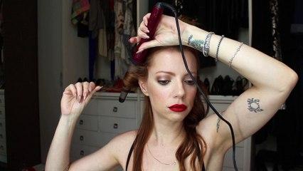 Julia Petit Passo a Passo das Modas 10/15 Dia 4 cabelo