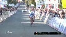 Chrono des Nations : Johan Le Bon prend la troisième place