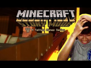 Main Minecraft Story Mode Episode 1 Bagian 2