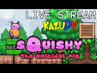 Coba Squishy the Suicidal Pig