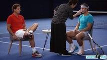 Rafael Nadal Vs Rafael Nadal - Fantastic