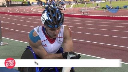 Julien Casoli T54 - série 1500m 9ème