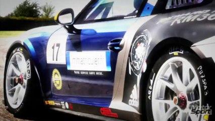 Tour chrono en Porsche 911 GT3 Cup