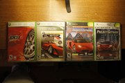 Project Gotham Racing series - Project Gotham Racing (PGR1), Project Gotham Racing 2 (PGR2), Project Gotham Racing 3 (PGR3), Project Gotham Racing 4 (PGR4), Metropolis Street Racer and more.