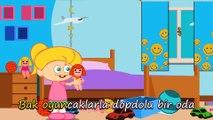 PAYLAŞ ONLAR ARKADAŞ - Sevimli Dostlar Eğitici Çizgi Film Çocuk Şarkıları