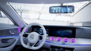 ► Mercedes Benz Concept IAA Driving Intelligent Aerodynami