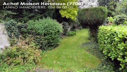 A vendre - Maison - Herseaux (7700)