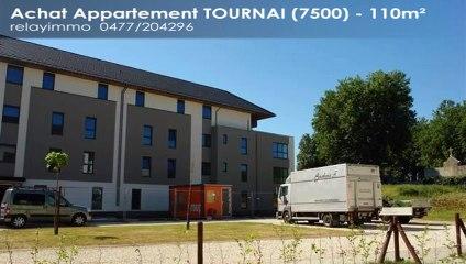 A vendre - Appartement - TOURNAI (7500) - 110m²